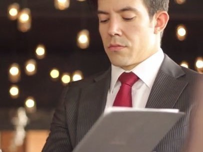 iPhone 6 Executive Note (With Gestures)