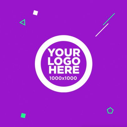 Logo Reveal Animation Maker for Instagram Posts a219