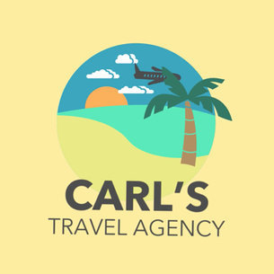 Travel Agency Text Animation Maker for Instagram Posts a187