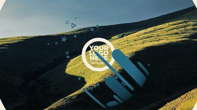 Logo Intro with Circular Animation 215