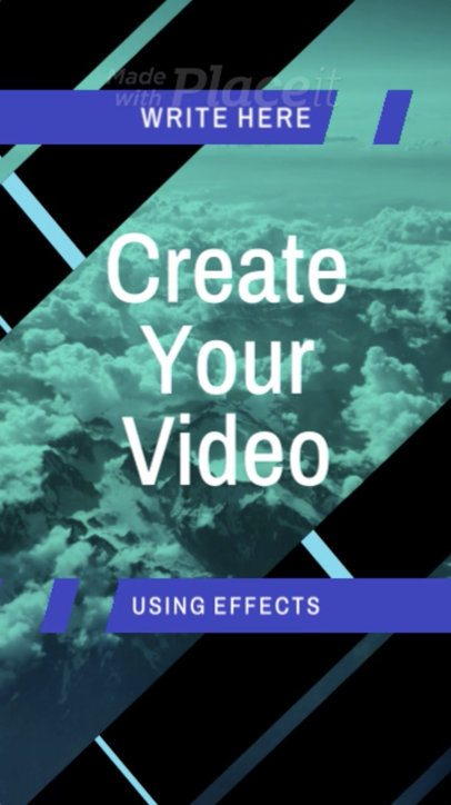 Instagram Story Video Maker with Dynamic Transitions 1119b 1415