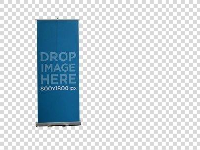 Roll-Up Banner Mockup 11755