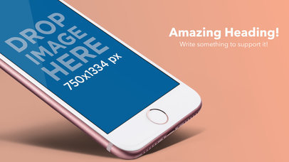 iOS Screenshots for App Marketing